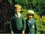 Proper English schoolchildren